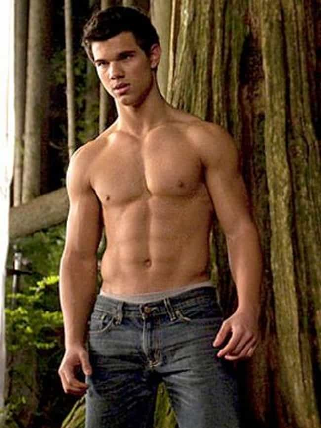 Taylor Lautner in Denim ... is listed (or ranked) 2 on the list Hot Taylor Lautner Photos