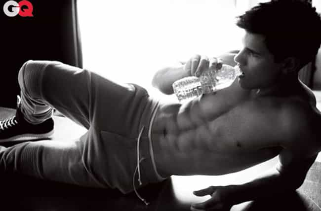 Taylor Lautner in Gather... is listed (or ranked) 3 on the list Hot Taylor Lautner Photos