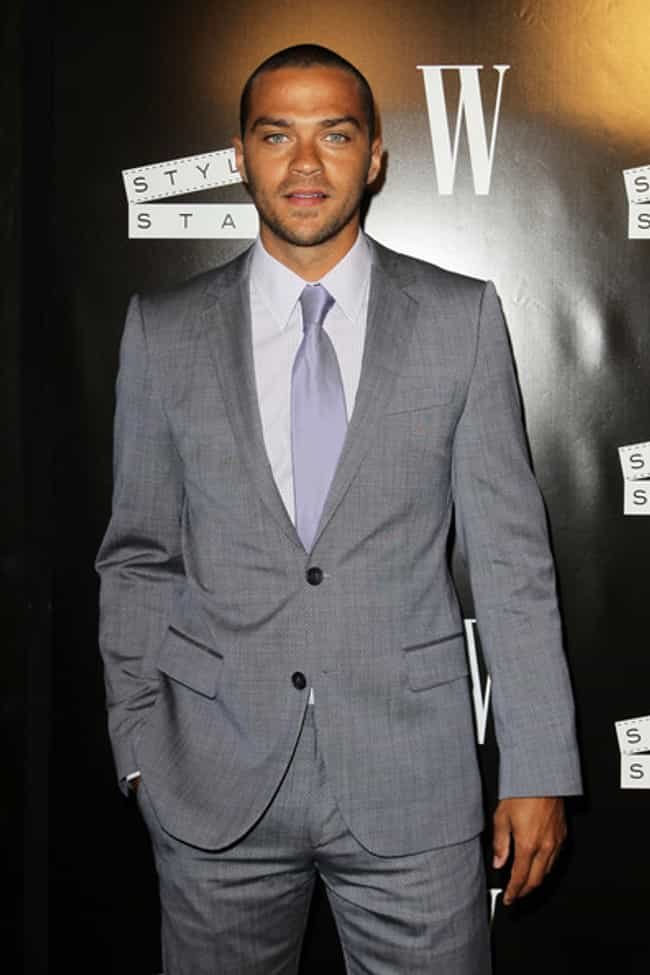 Jesse Williams in Dr. Denim Cl... is listed (or ranked) 3 on the list Hot Jesse Williams Photos