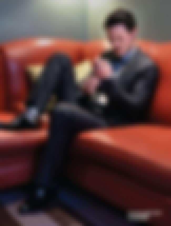 Luke Evans in Trevor Harris Tu... is listed (or ranked) 3 on the list Hot Luke Evans Photos