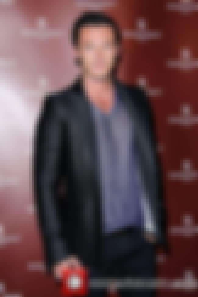 Luke Evans in Velvet Satin Tux... is listed (or ranked) 4 on the list Hot Luke Evans Photos