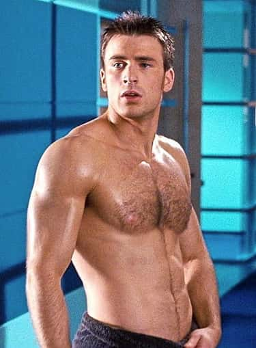 Chris Evans in Bath Towel is listed (or ranked) 1 on the list Hot Chris Evans Photos