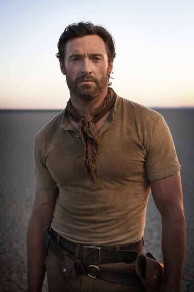 Hugh Jackman in Work Shirt wit... is listed (or ranked) 3 on the list Hot Hugh Jackman Photos