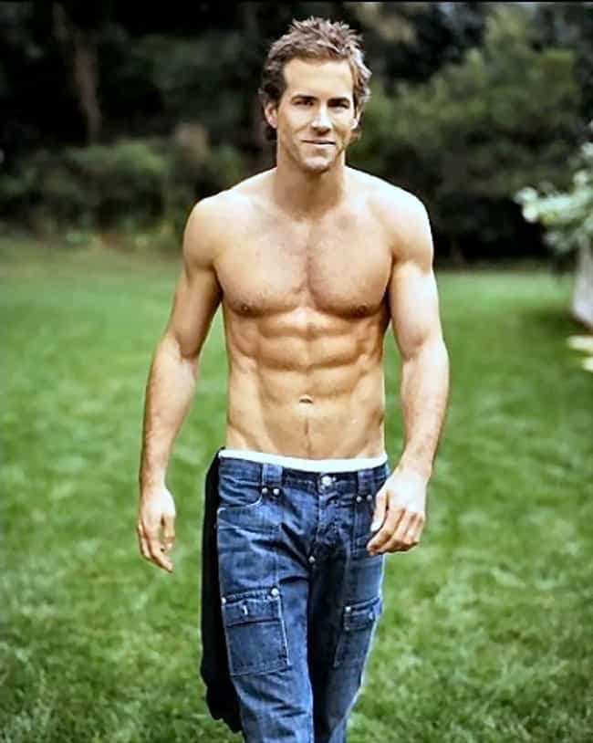 Ryan Reynolds in Pocket Denim ... is listed (or ranked) 4 on the list Hot Ryan Reynolds Photos