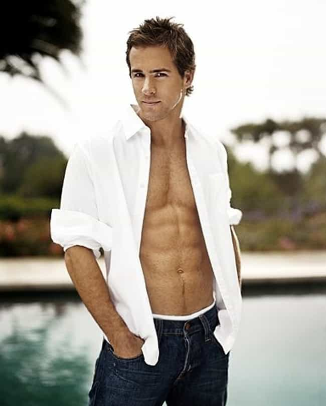 Ryan Reynolds in Holey Long Sl... is listed (or ranked) 2 on the list Hot Ryan Reynolds Photos