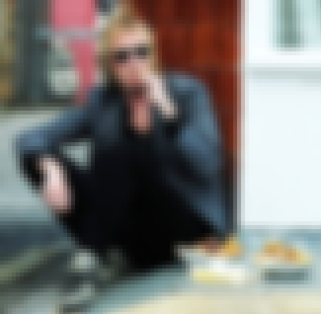 Rhys Ifans in Gray Tax Kean Bl... is listed (or ranked) 2 on the list Hot Rhys Ifans Photos