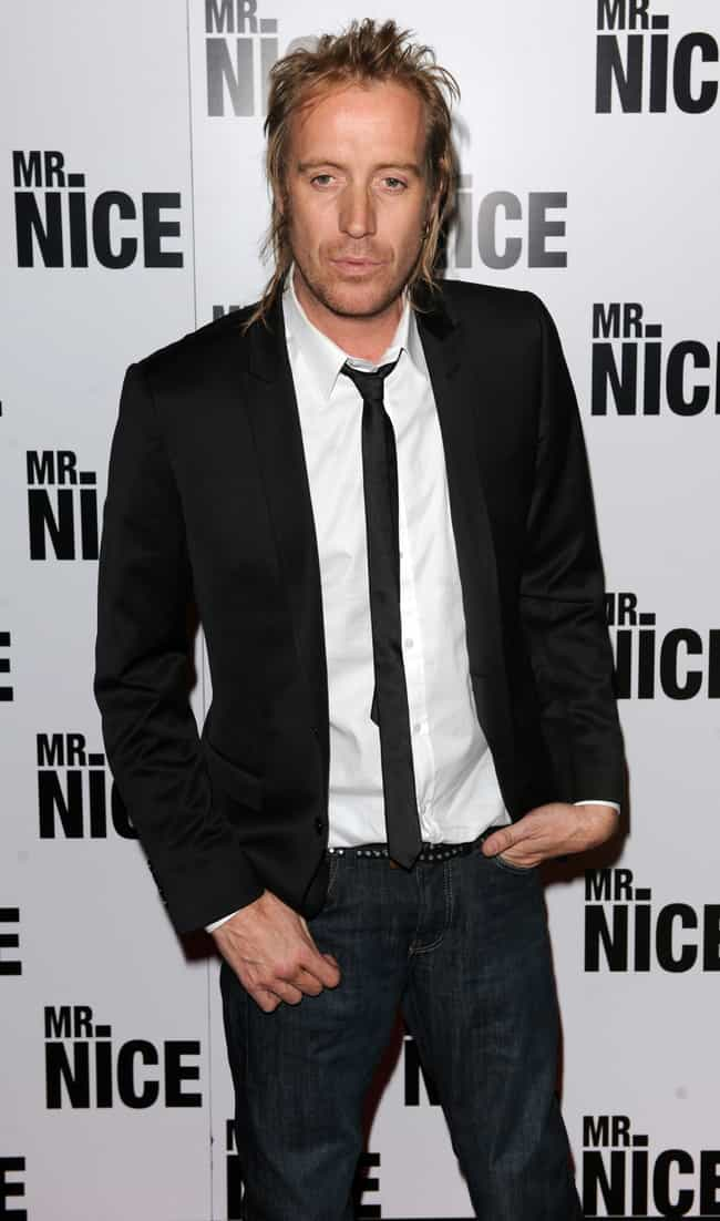 Rhys Ifans in Slim Fit Low Bre... is listed (or ranked) 3 on the list Hot Rhys Ifans Photos