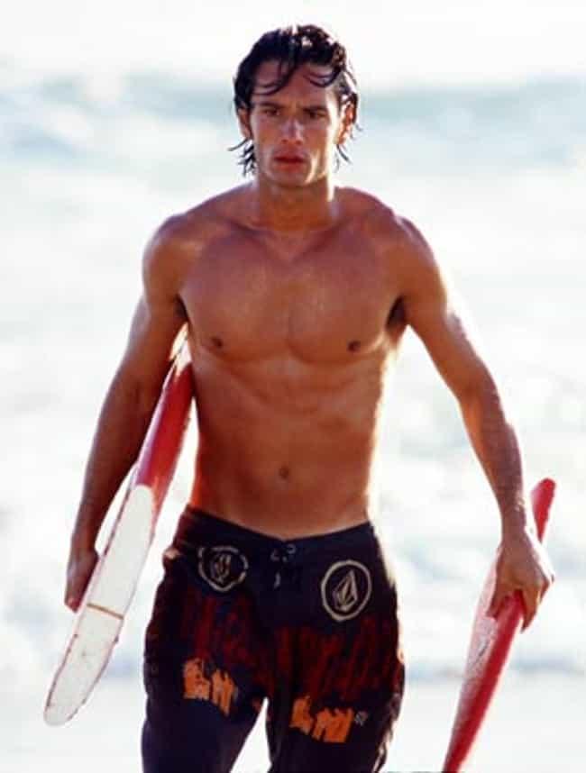 Rodrigo Santoro in Printed Swi... is listed (or ranked) 2 on the list Hot Rodrigo Santoro Photos