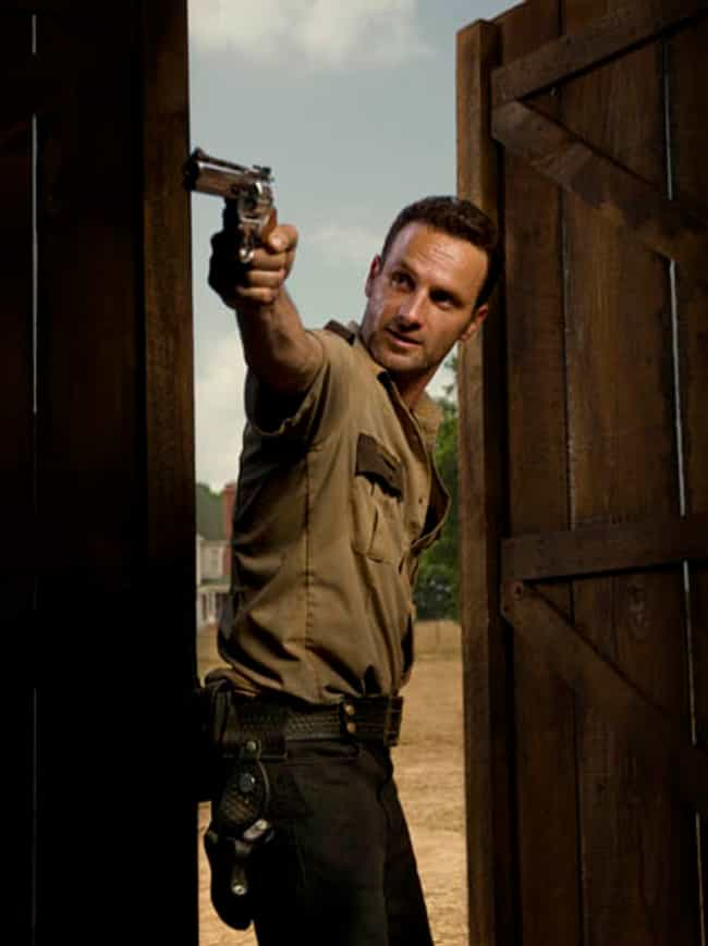 Andrew Lincoln in Vintag... is listed (or ranked) 2 on the list Hot Andrew Lincoln Photos