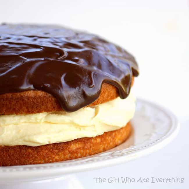 Boston Cream Pie is listed (or ranked) 2 on the list The Best Bakers Square Recipes