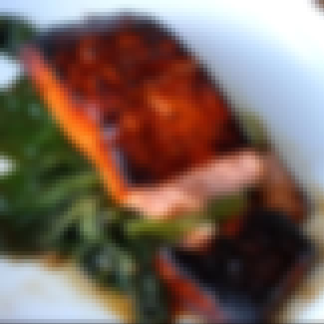 Teriyake-Glazed Salmon is listed (or ranked) 4 on the list The Best Bakers Square Recipes