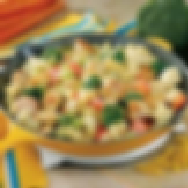Chicken Pasta Primavera is listed (or ranked) 4 on the list The Best Bakers Square Recipes