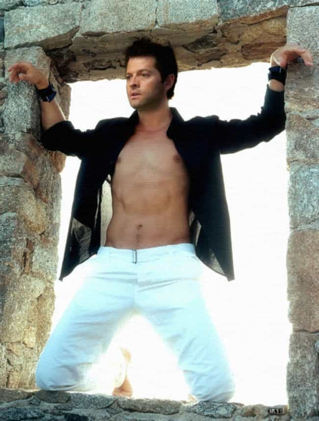 Misha Collins in White P... is listed (or ranked) 4 on the list Hot Misha Collins Photos