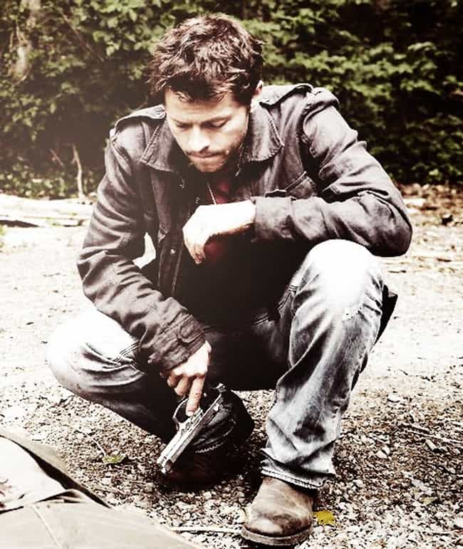 Misha Collins in Brice C... is listed (or ranked) 3 on the list Hot Misha Collins Photos