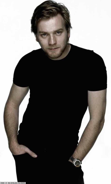 Ewan McGregor in Black Slim Fi... is listed (or ranked) 1 on the list Hot Ewan McGregor Photos
