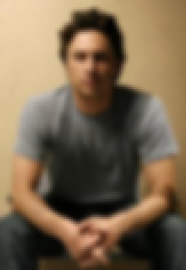 Zach Braff in Grey Intelligenc... is listed (or ranked) 4 on the list Hot Zach Braff Photos