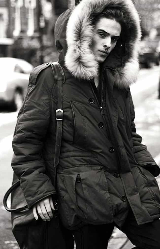 Alex Watson in Padded Jacket w... is listed (or ranked) 3 on the list Hot Alex Watson Photos