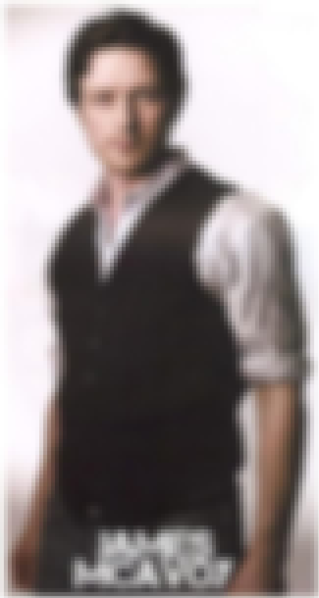 James McAvoy in Vito Waistcoat... is listed (or ranked) 2 on the list Hot James McAvoy Photos
