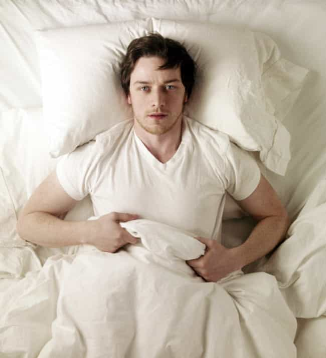 James McAvoy in V-Neck White T... is listed (or ranked) 3 on the list Hot James McAvoy Photos