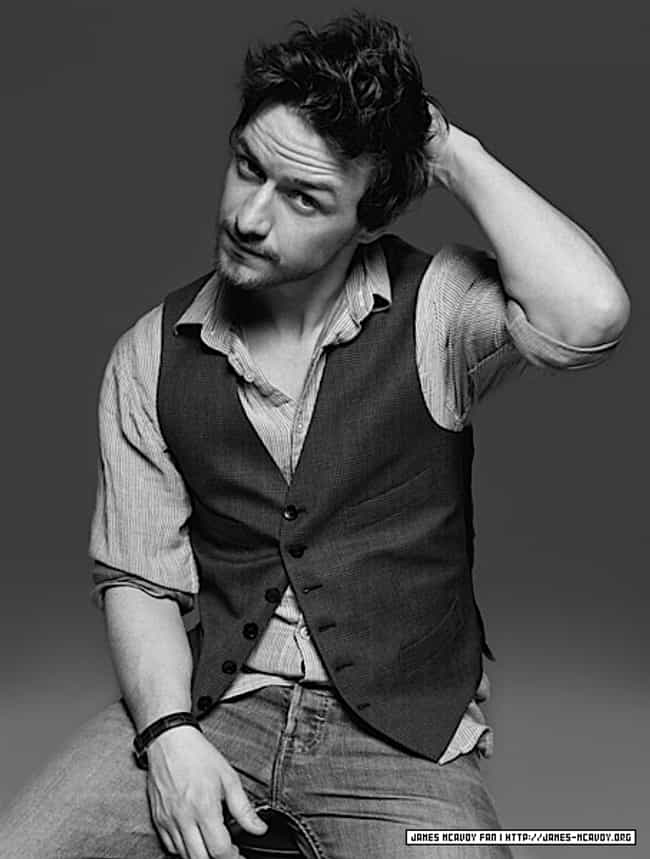 James McAvoy in Casual Waistco... is listed (or ranked) 4 on the list Hot James McAvoy Photos