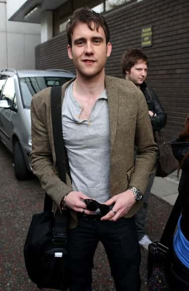 Matthew Lewis in Tweed Cropped Blazer