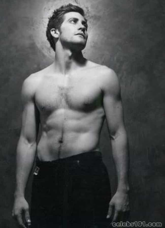 Jake Gyllenhaal in Levis Monoc... is listed (or ranked) 2 on the list Hot Jake Gyllenhaal Photos