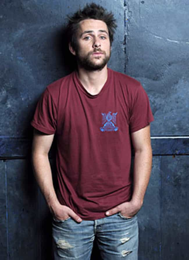 Charlie Day in Maroon T-Shirt is listed (or ranked) 1 on the list Hot Charlie Day Photos