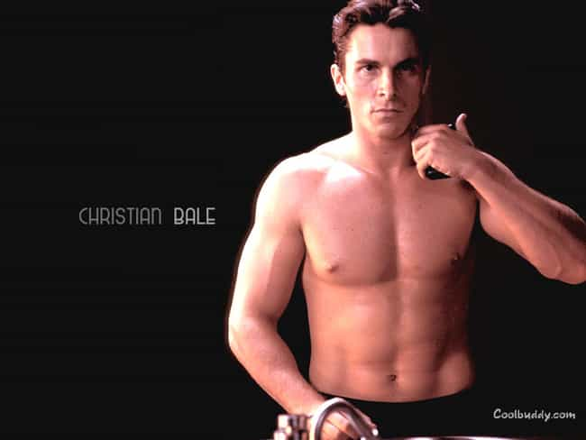 Christian Bale in Shirtless Po... is listed (or ranked) 1 on the list Hot Christian Bale Photos