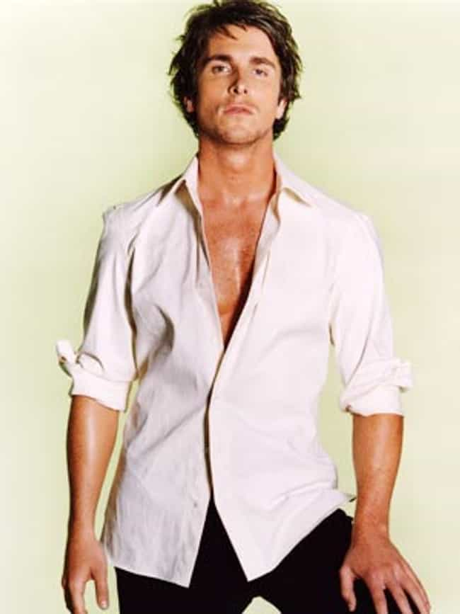 Christian Bale in Correct Line... is listed (or ranked) 2 on the list Hot Christian Bale Photos