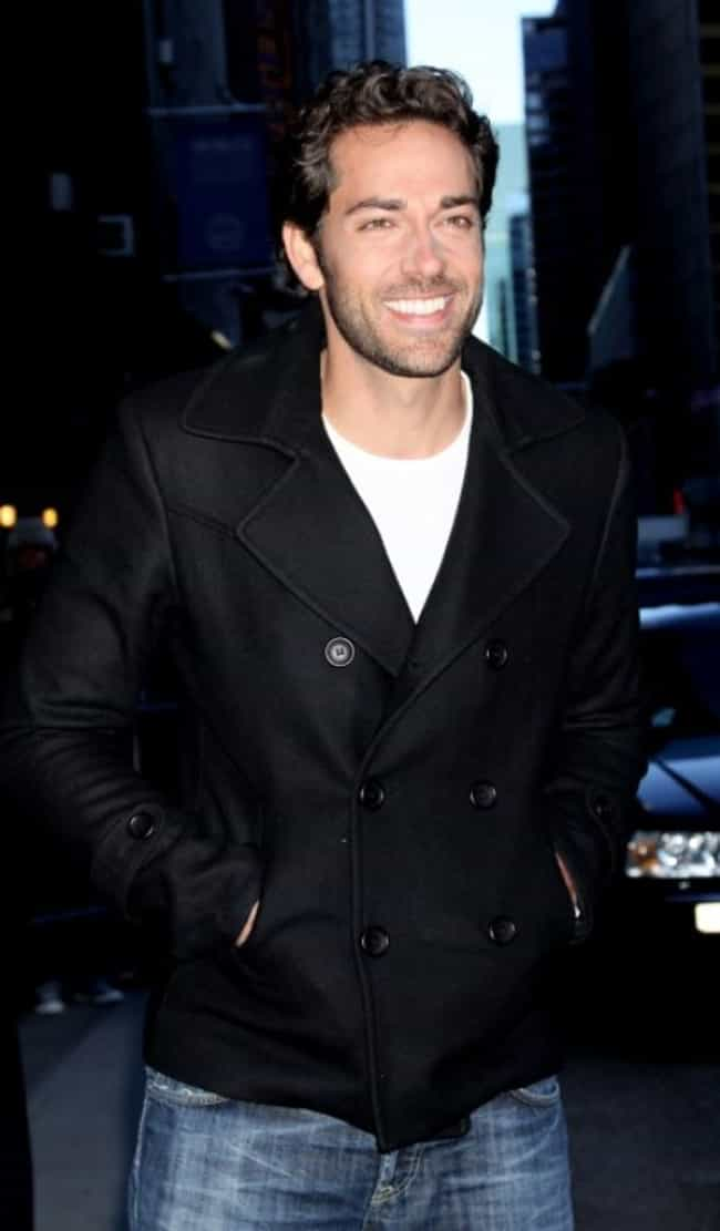 Zachary Levi in Gibson W... is listed (or ranked) 1 on the list Hot Zachary Levi Photos