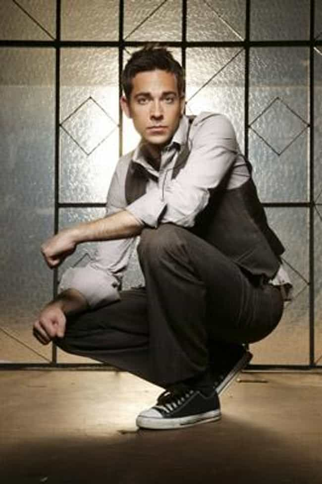 Zachary Levi in Contrast... is listed (or ranked) 4 on the list Hot Zachary Levi Photos