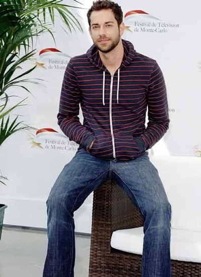 Zachary Levi in Stripes ... is listed (or ranked) 4 on the list Hot Zachary Levi Photos