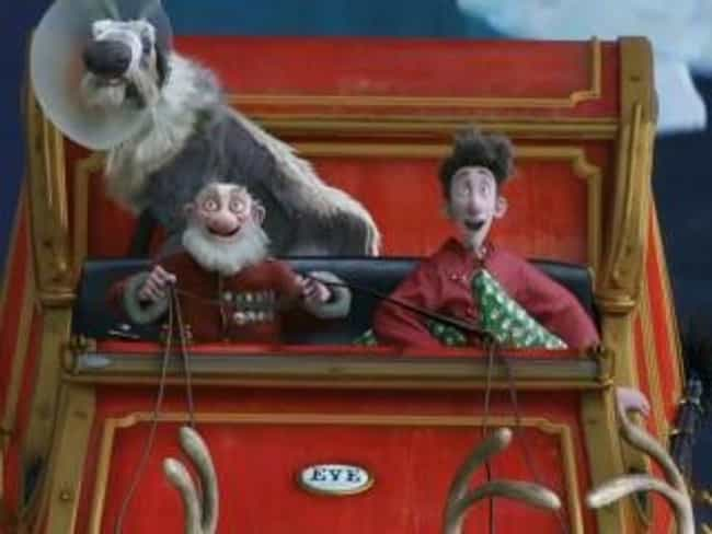 Dasher and You! is listed (or ranked) 1 on the list The Best 'Arthur Christmas' Movie Quotes