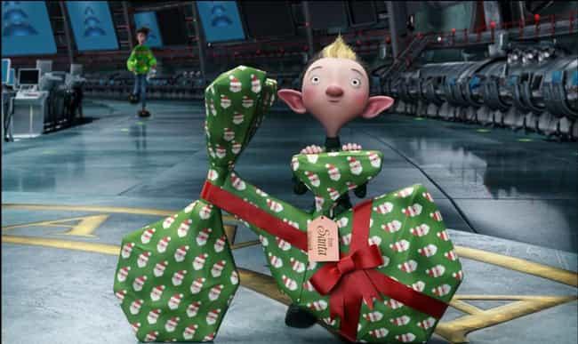 Arthur Christmas Santa.Arthur Christmas Movie Quotes