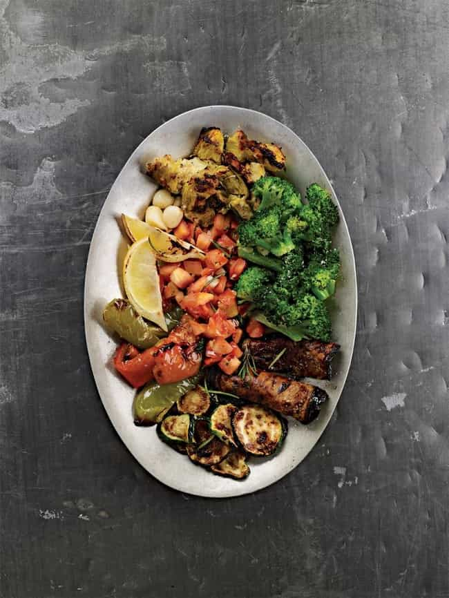 Roasted Zucchini is listed (or ranked) 3 on the list Bertucci's Recipes