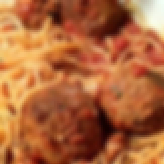 Polpette (Meatballs) is listed (or ranked) 2 on the list Bertucci's Recipes