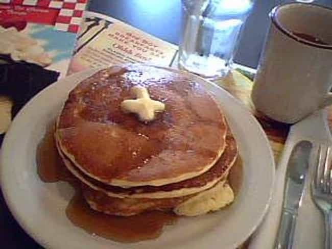 Blueberry Pancake is listed (or ranked) 8 on the list Big Boy Recipes