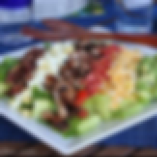 Chicken Cobb Salad is listed (or ranked) 8 on the list The Best Black Angus Steakhouse Recipes