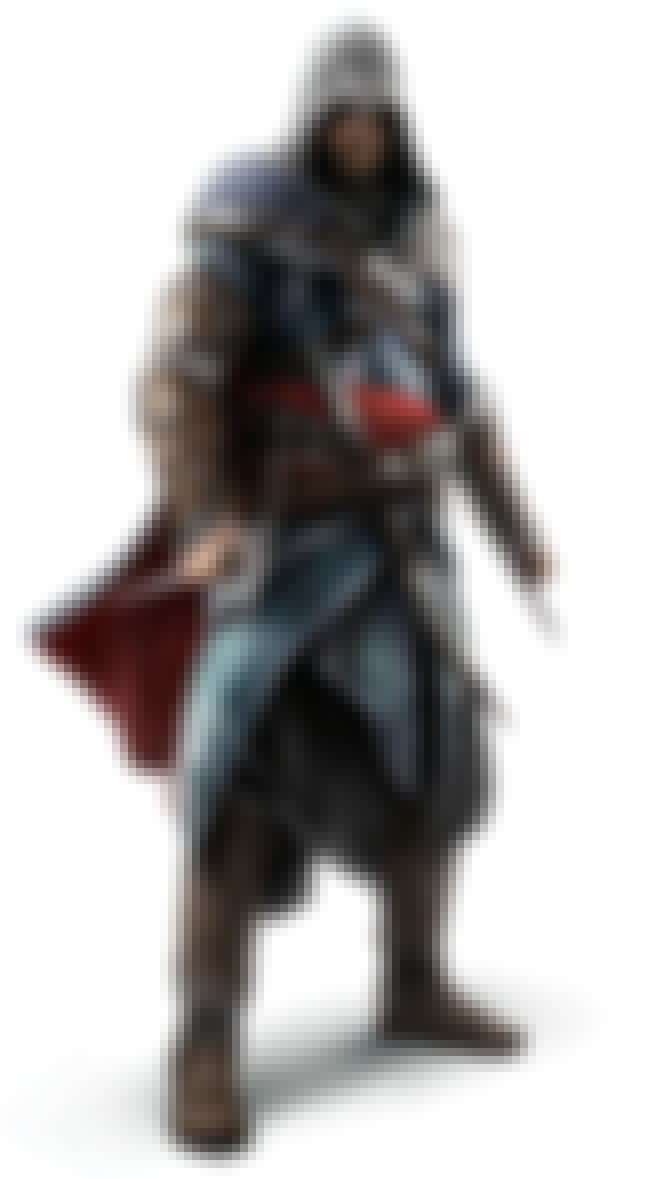 Ezio Auditore is listed (or ranked) 2 on the list The Best Male Video Game Characters of 2011