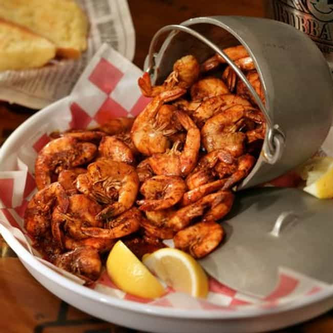 Cajun Shrimp is listed (or ranked) 1 on the list Bubba Gump Shrimp Company Recipes
