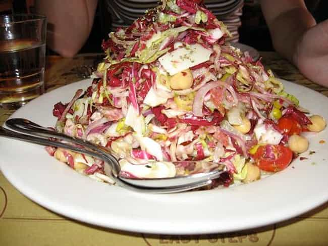 Chopped Antipasto Salad is listed (or ranked) 4 on the list Buca di Beppo Recipes