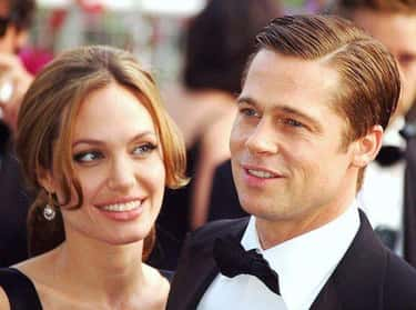 Brad Pitt and Angelina Jolie is listed (or ranked) 1 on the list Famous Couples That Began as Affairs