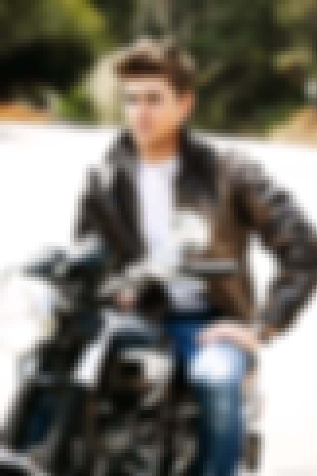 Zac Efron in Motorcycle Sherpa... is listed (or ranked) 4 on the list Hot Zac Efron Photos