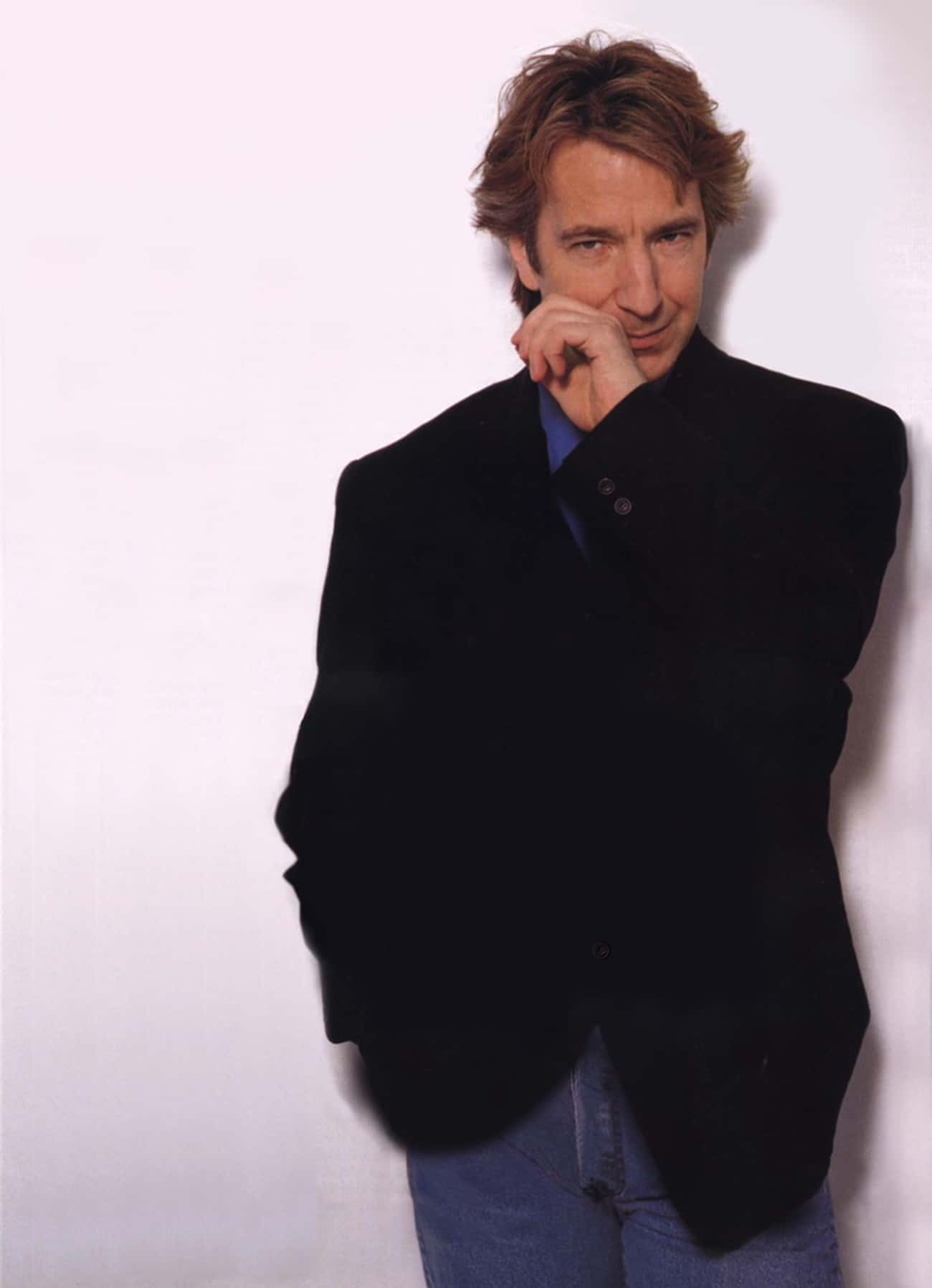 Alan Rickman in One Tax Kean B is listed (or ranked) 1 on the list Hot Alan Rickman Photos