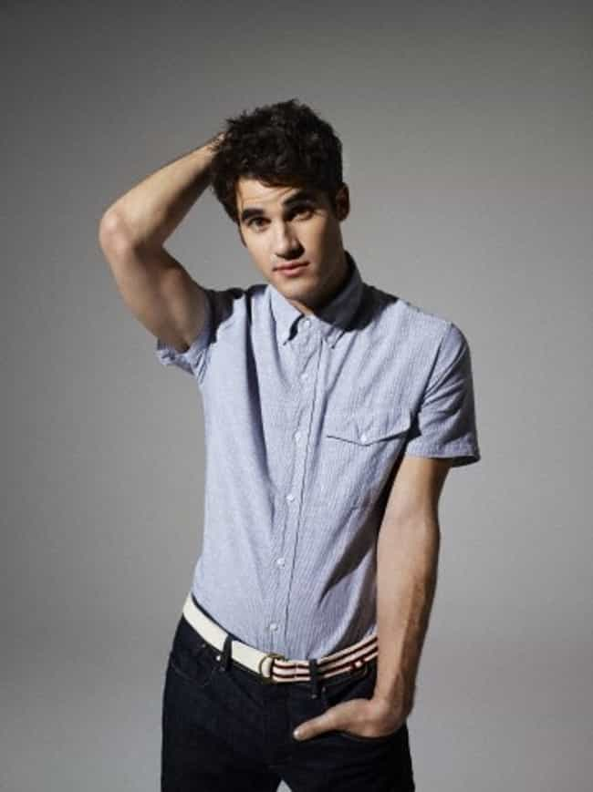 Darren Criss in Buttoned Polo ... is listed (or ranked) 4 on the list Hot Darren Criss Photos