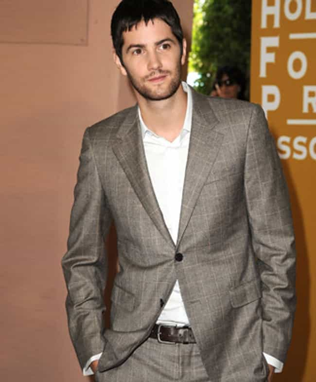 Jim Sturgess in Check Tweed Bl... is listed (or ranked) 2 on the list Hot Jim Sturgess Photos