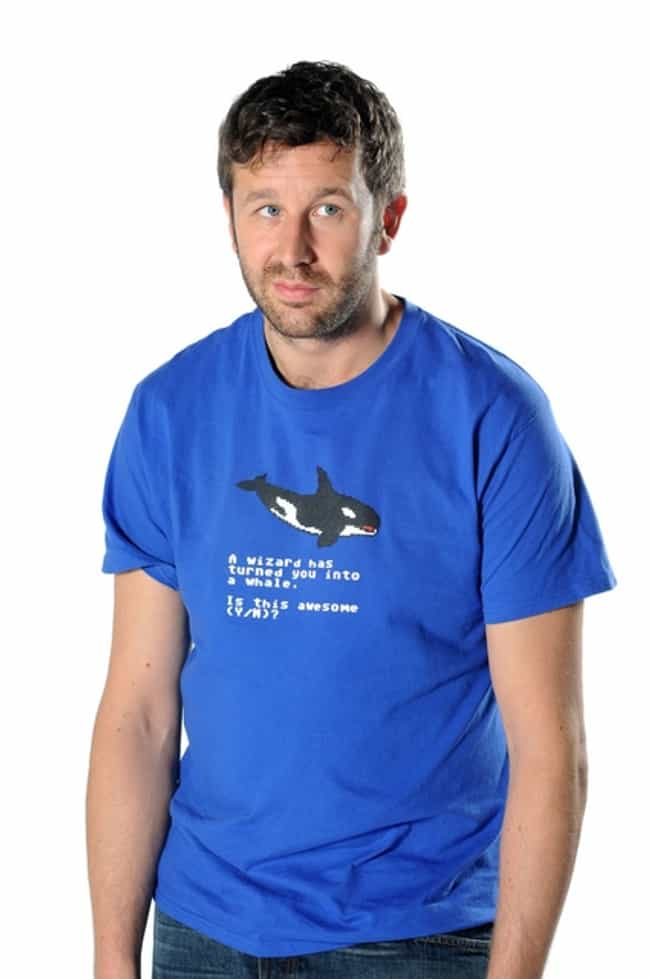 Chris O'Dowd in Whale Print T-... is listed (or ranked) 4 on the list Hot Chris O'Dowd Photos