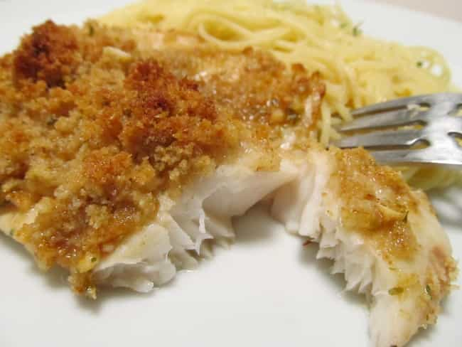Tilapia Scampi is listed (or ranked) 3 on the list Captain D's Recipes