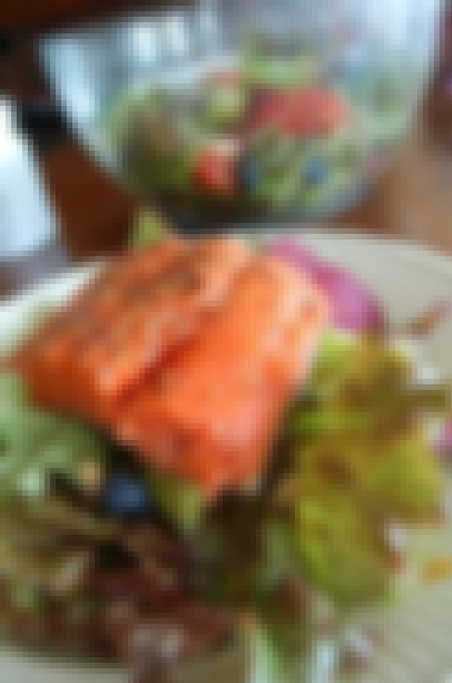 Wild Alaskan Salmon Salad is listed (or ranked) 5 on the list Captain D's Recipes
