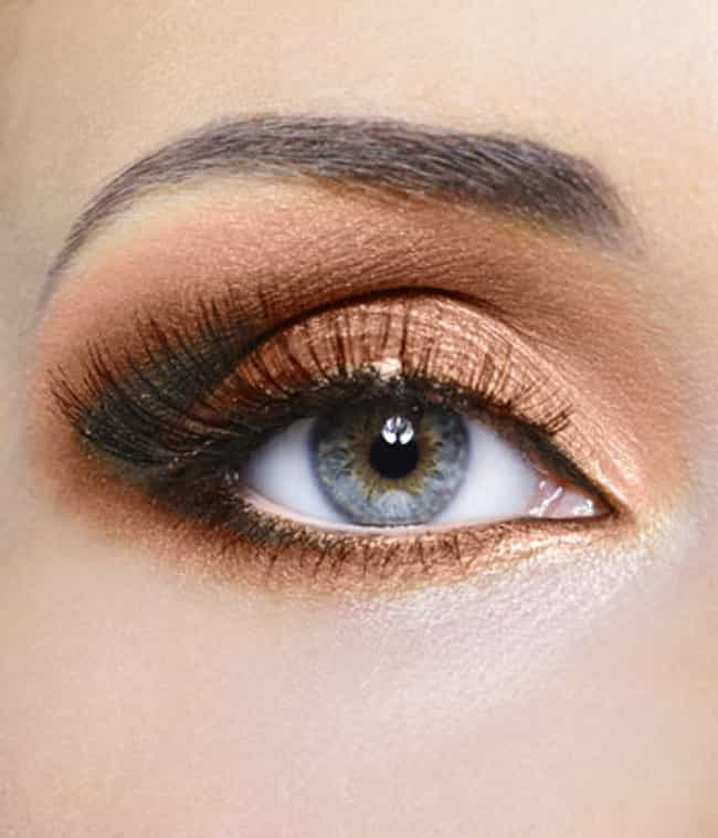 Best Eyeshadow For Blue Eyes List Of Eye Shadow Tips